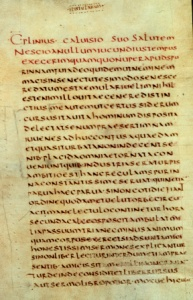 (Epistolae, Book VI, 16 and 20)